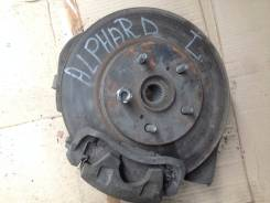 Ступица. Toyota Alphard, MNH10W, MNH10 Двигатель 1MZFE