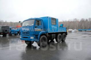 Урал 4320. Урал ГПА с КМУ, 240 куб. см., 2 000 кг., 9 м.