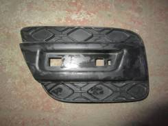 Накладка на бампер. Renault Sandero Stepway
