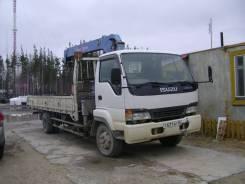 Isuzu Forward. Продаётся грузовик Juston, 3 900 куб. см., 4 000 кг., 9 м.