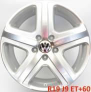 Volkswagen. 9.0x19, 5x130.00, ET60, ЦО 71,6мм.