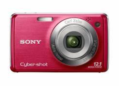 Sony Cyber-shot DSC-W230. 10 - 14.9 Мп, зум: 4х