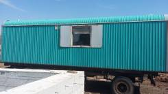 8710, 2001. Продается прицеп фургон жилой