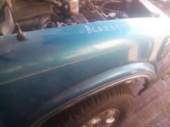Крыло. Chevrolet Blazer Двигатель L35