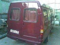 ГАЗ 3221. Продаётся фургон, 2 300 куб. см., 3 места