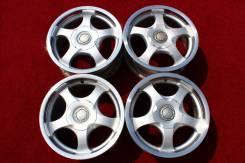 Bridgestone Alpha. 6.5x15, 4x114.30, 5x114.30, ET45, ЦО 73,0мм.