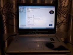 """Fujitsu Siemens Amilo. 15.4"""", 1,7ГГц, ОЗУ 1536 Мб, диск 60 Гб, WiFi"""