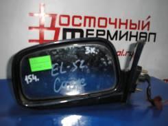 Зеркало заднего вида боковое. Toyota Cynos, EL54C, EL52C, EL54, EL52