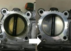 Чистка дроссельной заслонки, клапана EGR Toyota Lexus Honda