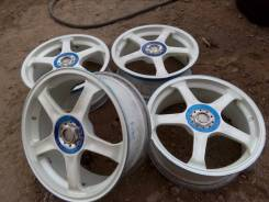 Advan Racing. 7.5x18, 5x114.30, ET45, ЦО 73,0 мм.