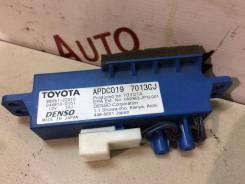 Ионизатор. Toyota Camry, ACV40 Двигатели: 2GRFE, 2AZFE