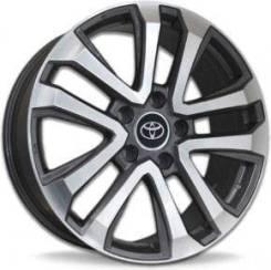 Toyota. 8.5x20, 5x150.00, ET60. Под заказ