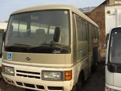 Nissan Civilian. Продам автобус ниссан цивилиан 4ВД, 4 600 куб. см., 14 мест