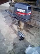 Yamaha. 25,00л.с., 2х тактный, нога S (381 мм), Год: 2007 год