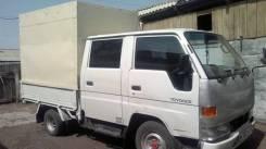 Toyota Toyoace. Продам микрогрузовик двухкабинный , 2 800 куб. см., 1 250 кг.