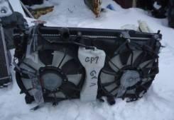 Радиатор охлаждения двигателя. Honda Fit, GK4, GP4, GP6, GD4, GE6, GK6, GD2, DBA-GE7, UA-GD4, LA-GD3, DBA-GE9, UA-GD2, LA-GD1, DBA-GD1, GE8, CBA-GD3...