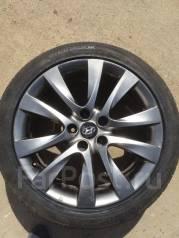 Hyundai. 8.0x18, 5x114.30, ET46