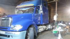 Freightliner Columbia. Продается сцепка фред коламбия 2003г + реф 2000г, 14 000 куб. см., 24 000 кг.