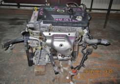 Двигатель в сборе. Mazda Familia S-Wagon, BJFW Mazda Capella, GWEW, BJFW Двигатель FSZE