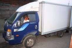 Kia Bongo III. Продам изотермический фургон, 2 900 куб. см., 1 400 кг.