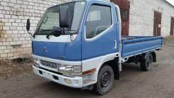 Mitsubishi Canter. MMC Canter 1999г., 4WD, 2 800 куб. см., 1 500 кг.