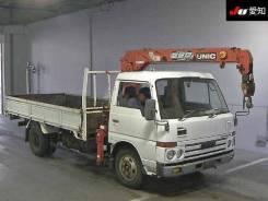 Nissan Atlas. кран, 3 500 куб. см., 2 500 кг.