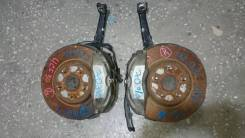Тормоза от Celsior UCF30, UCF31 ступицы в сборе с колодками. Toyota Celsior, UCF30, UCF31