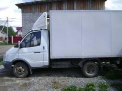 ГАЗ 3302. Продам Газель (термобудка), 2 464 куб. см., 1 500 кг.
