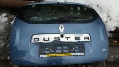 Крышка багажника. Renault Duster