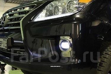 Фара противотуманная. Toyota: Allion, Mark X Zio, Vellfire, Land Cruiser Prado, Corolla Rumion, bB, Belta, Premio, Prius a, Vitz, Mark X, Corolla Axio...