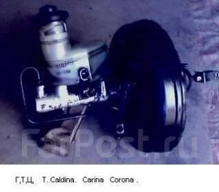 Цилиндр главный тормозной. Toyota Caldina, CT199, CT197, CT196, ET196V, CT190, ET196, CT197V, CT196V, ST190, ST191, CT198V, ST190G Двигатели: 3CE, 2C...