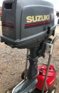 Suzuki. 5,00л.с., 2-тактный, бензиновый, нога S (381 мм), Год: 2000 год