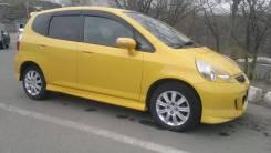 Honda Fit. вариатор, 4wd, 1.3 (86 л.с.), бензин