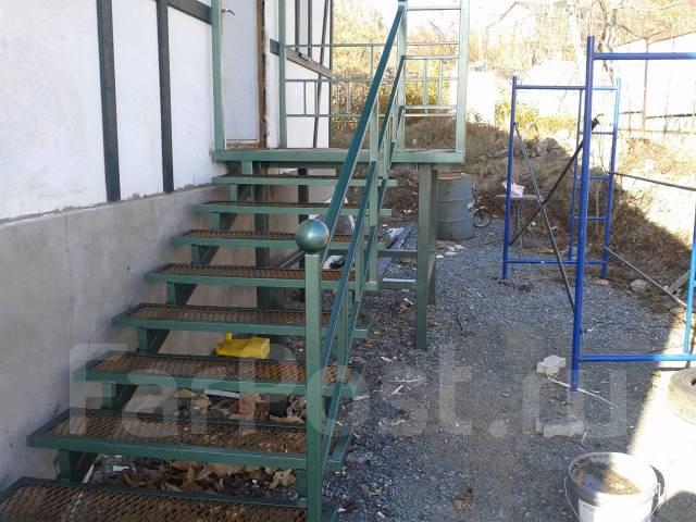 Металлоконструкции и малоэтажное строительство