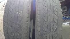 Dunlop Grandtrek ST1. Летние, износ: 50%, 2 шт