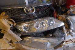 Решетка радиатора. Mazda Mazda6 Mazda Atenza, GGES, GG3S, GG3P, GY3W, GYEW, GGEP