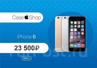 Apple iPhone 6 64Gb. Новый