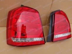 Стоп-сигнал. Toyota Kluger V, ACU20, ACU20W, ACU25, ACU25W, MCU20, MCU20W, MCU25, MCU25W, MHU28, MHU28W