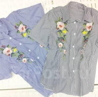 Рубашки. 40-48