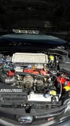 Радиатор охлаждения двигателя. Subaru Impreza WRX STI, GRB