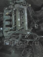 Двигатель в сборе. Toyota Platz, NCP12 Двигатель 1NZFE
