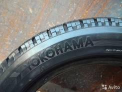 Yokohama F700. Зимние, без шипов, 2010 год, износ: 30%, 4 шт