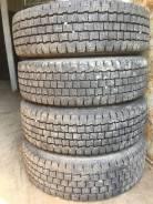 Bridgestone Blizzak W969. Всесезонные, 2012 год, износ: 5%, 4 шт