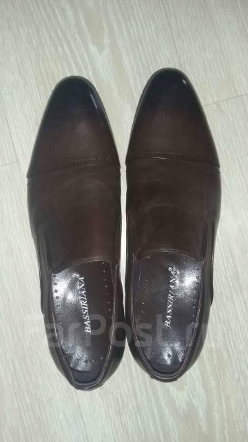Туфли мужские новые Bassariana - Обувь во Владивостоке 63add28f229