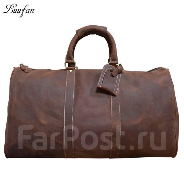 a66dad678aee Мужская дорожная сумка. Натуральная кожа. Лучший подарок для мужчины ...