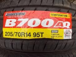 Bridgestone B700. Летние, без износа, 2 шт