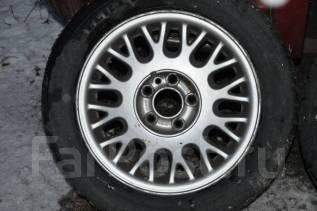 Колеса литые 5x108 195/55R15 Ford Focus Volvo 850 Волга. 6.5x15 5x108.00 ET43 ЦО 65,1мм.