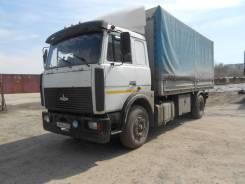 МАЗ 5336. , 14 900 куб. см., 10 000 кг.