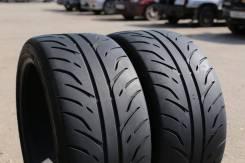 Dunlop Direzza ZII. Летние, 2014 год, износ: 20%, 2 шт