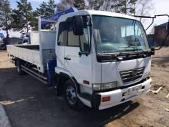 Nissan Diesel UD. Nissan Diesel 6 тонн. Не конструктор. Полная пошлина в Новосибирск, 7 000 куб. см., 6 000 кг., 10 м.